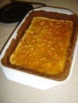 Bake apple cheese cake