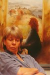 Painter Val Green