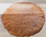 suurlemoenkoekie, lemon shortbread cookie