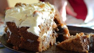 Moist Carrot Cake